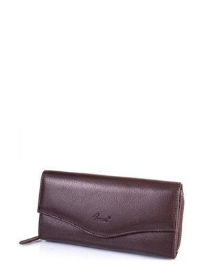 Гаманець темно-коричневий | 3958511