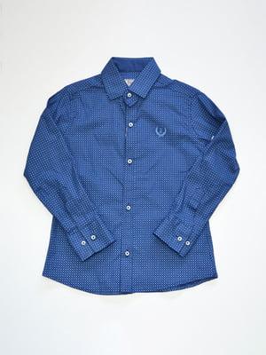 Сорочка синя | 3960919