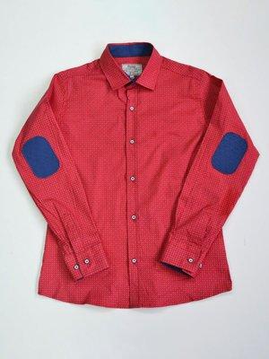 Сорочка червона в клітинку | 3960900