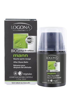 Біо-Бальзам зволожувальний після гоління «Кофеїн і гінкго» (50 мл) | 3967169
