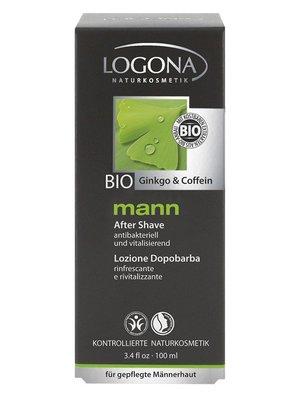 Біо-Рідина антибактеріальна після гоління «Кофеїн і гінкго» (100 мл) | 3967195