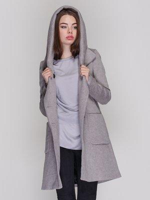Пальто серое | 3917355
