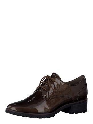Туфли темно-коричневые | 3968057