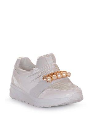 Кроссовки белые | 3958029