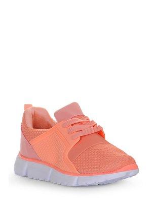 Кроссовки розово-оранжевые | 3958106