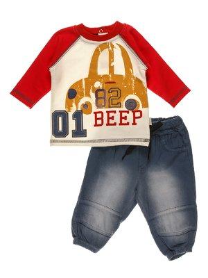 Комплект: джемпер і штани | 3955053