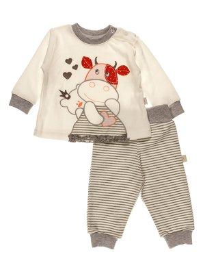 Комплект: джемпер і штани | 3955046