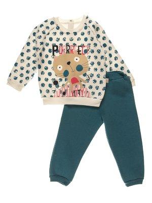 Комплект: джемпер і штани | 3952602