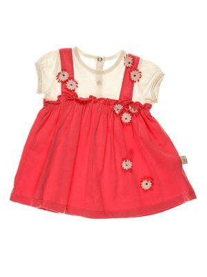 Платье двухцветное | 3952530
