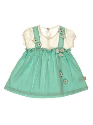 Платье двухцветное | 3952528