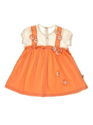 Платье двухцветное | 3952529