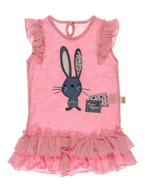 Платье розовое | 3952541