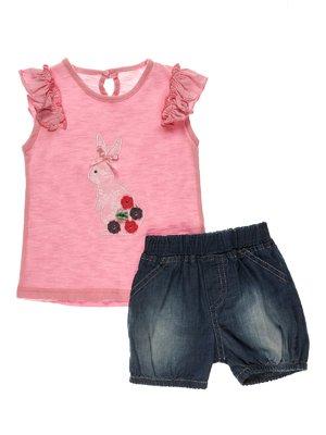 Комплект: футболка і шорти | 3952549