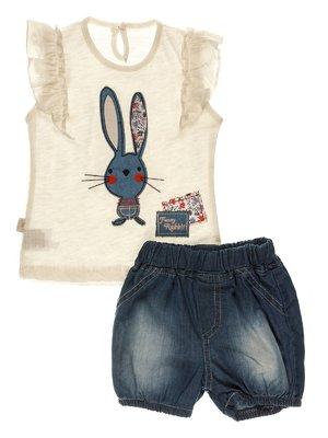 Комплект: футболка і шорти | 3952551