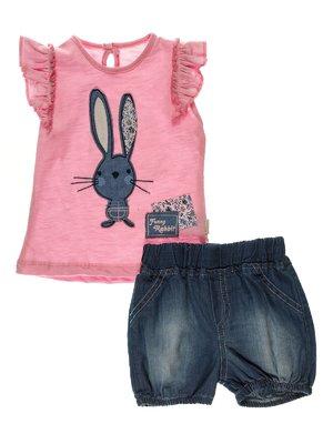 Комплект: футболка і шорти | 3952595