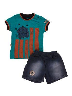 Комплект: футболка і шорти | 3952509