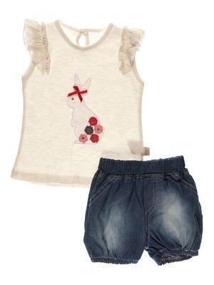Комплект: футболка і шорти | 3952548