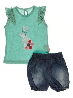 Комплект: футболка і шорти | 3952532