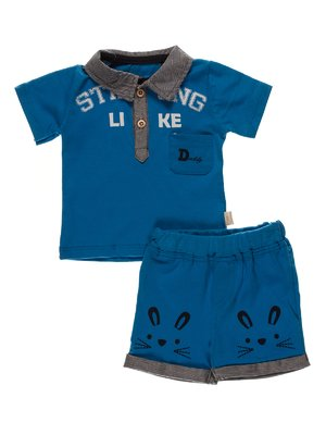 Комплект: футболка і шорти | 3952504