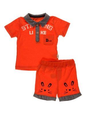 Комплект: футболка и шорты   3952503