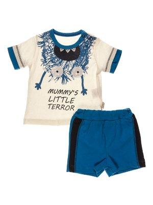 Комплект: футболка і шорти | 3952547