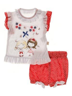 Комплект: футболка і шорти | 3952545