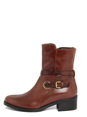 Ботинки коричневые | 3969545