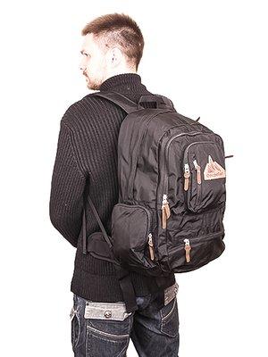 Рюкзак чорний | 3924457