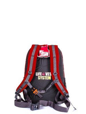 Рюкзак-«рятувальний жилет» червоний | 3924673