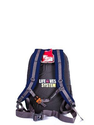 Рюкзак-«рятувальний жилет» синій   3924674