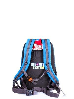Рюкзак-«рятувальний жилет» блакитний | 3924675