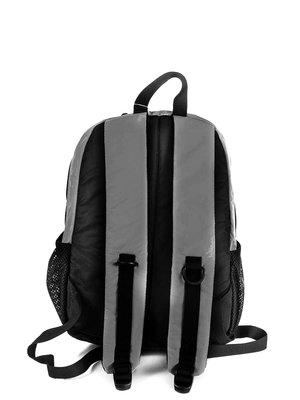 Рюкзак сіро-чорний | 3924688