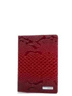 Обкладинка для паспорта червона | 3969787