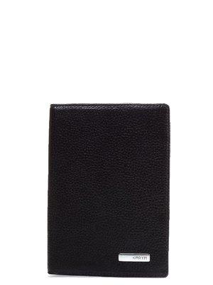 Обложка для паспорта черная | 3969788