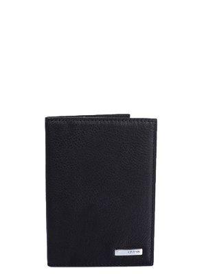 Обложка для паспорта черная | 3969808