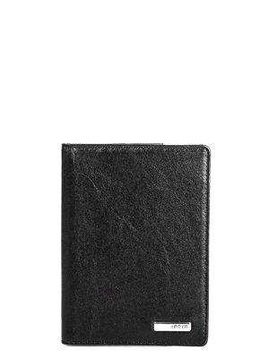 Обложка для паспорта черная | 3969834