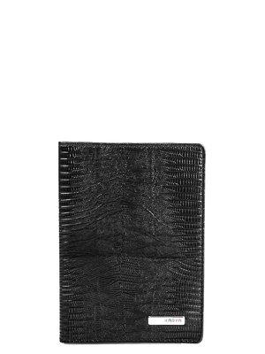 Обложка для паспорта черная | 3969835