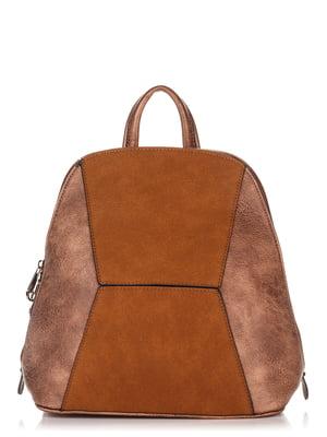 Рюкзак бронзового кольору | 3945191