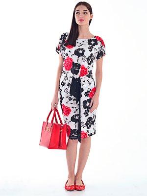 Сукня в квітковий принт | 3971488