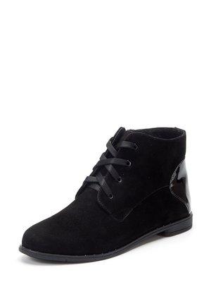 Ботинки черные | 3971655