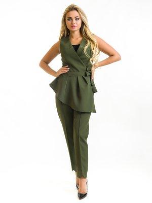 Костюм: блуза и брюки | 3973805