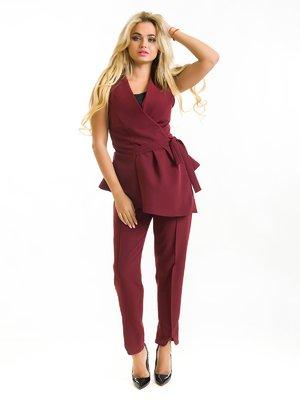 Костюм: блуза и брюки | 3973807