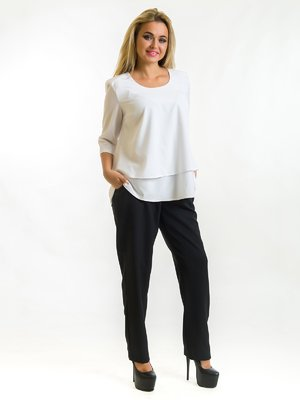 Блуза белая | 3973831