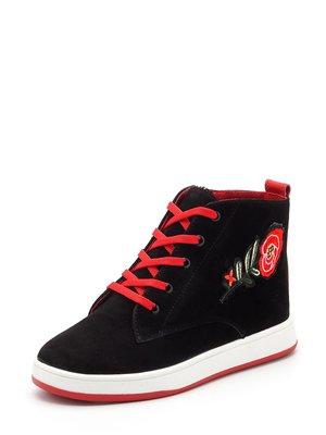 Ботинки черные | 3971658