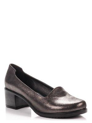 Туфли цвета никеля | 3965216