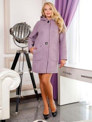 Пальто бузкове | 3974720