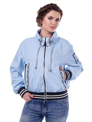 Куртка світло-блакитна | 3974778