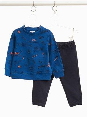 Комплект: джемпер та штани   3961686
