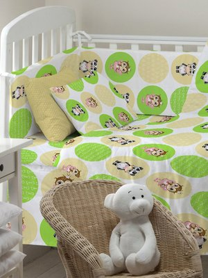 Комплект постельного белья детский | 3958854