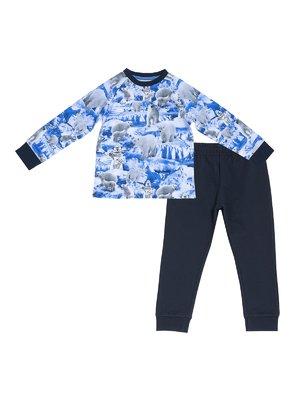 Піжама: джемпер і штани | 3945554